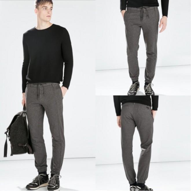 Conforto e praticidade com as calças jogger