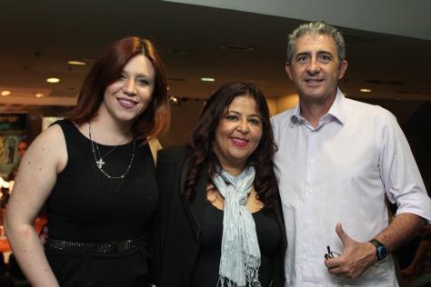 GABRIELA BUDINO, TELMA SANTOS E FABIO MIRANDA- ARTHUR MOREIRA