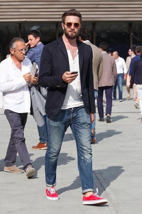 blazer-com-camiseta-street-style