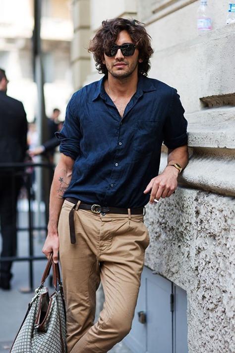calca-chino-camisa-street-style