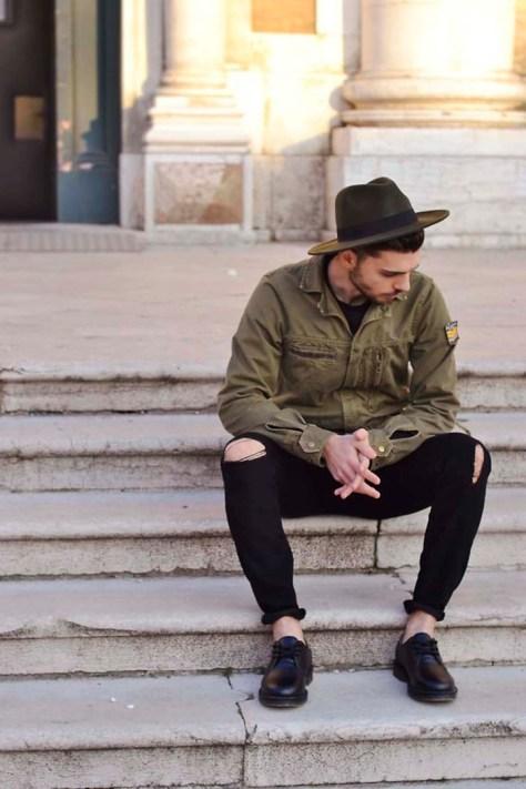 jaqueta-moda-militar-chapeu