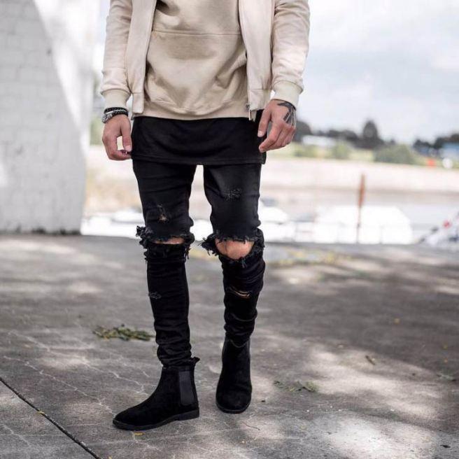 look-calca-destroyed-jeans-preta